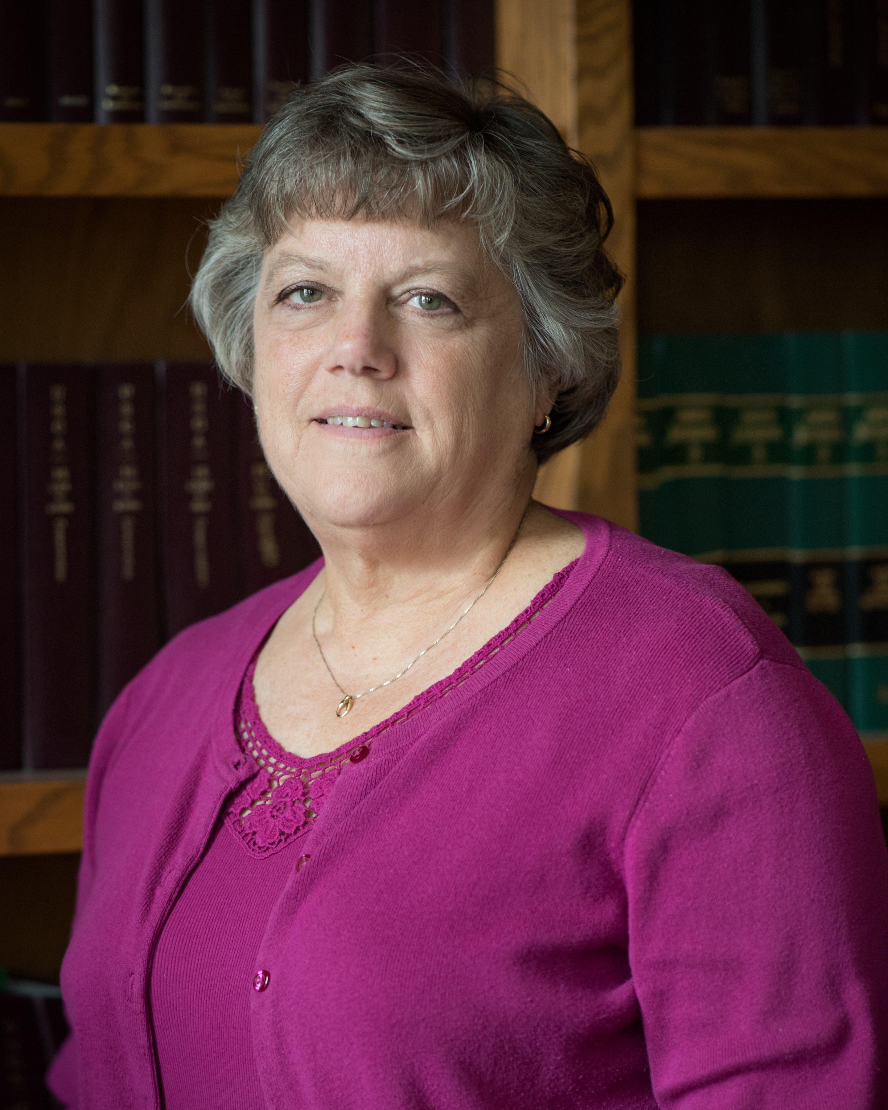 Kay Duchsherer Legal Assistant