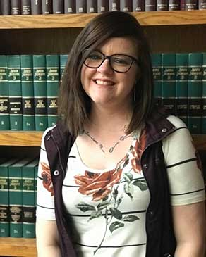 Melissa Roehrich Legal Assistant Mandan
