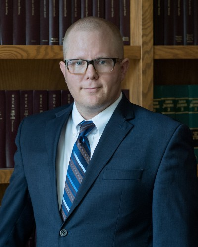 Garrett D. Ludwig Criminal Defense Attorney Bismarck
