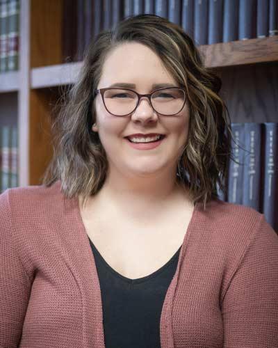 April Ruff Legal Assistant Mandan