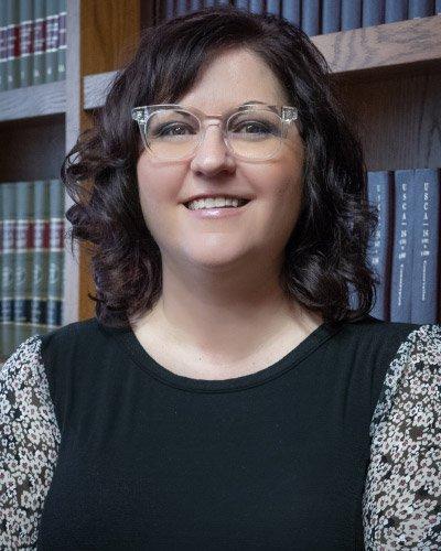 Emilie Sayler Legal Assistant Mandan