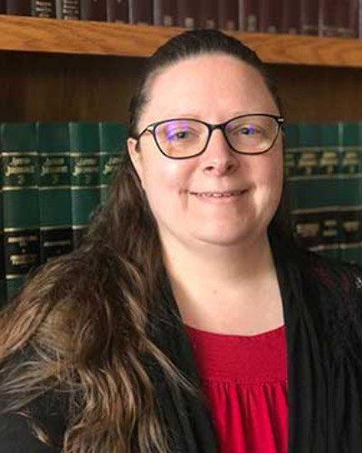 Heather Kessler Legal Assistant Mandan-Bismarck